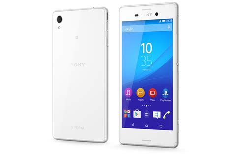 sony mobile it xperia m4 aqua telefono con fotocamera sony mobile