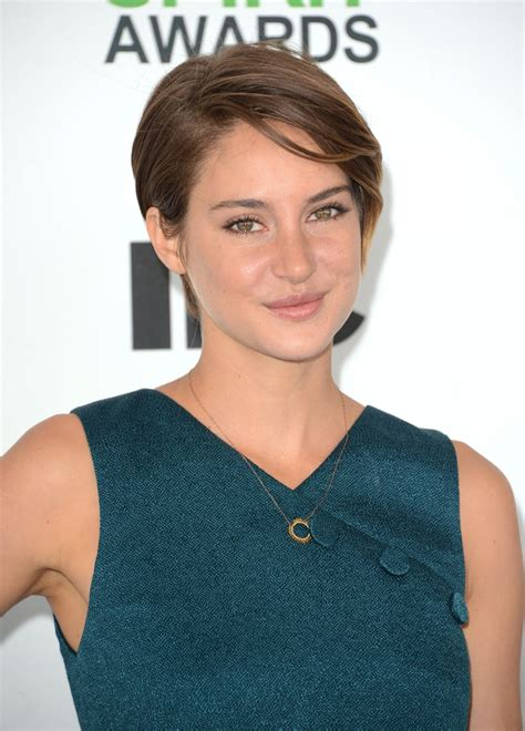 shailene woodley 2014 shailene woodley at 2014 film independent spirit awards