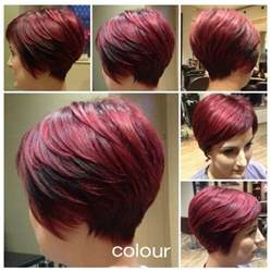 stylish hair color 2015 30 trendy short haircuts for 2017 popular haircuts