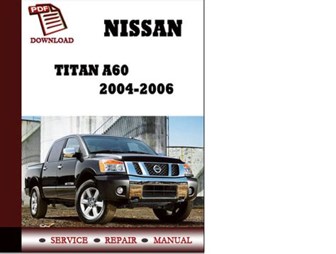 automotive repair manual 2006 nissan murano electronic valve timing service manual how to download repair manuals 2004 nissan titan electronic valve timing