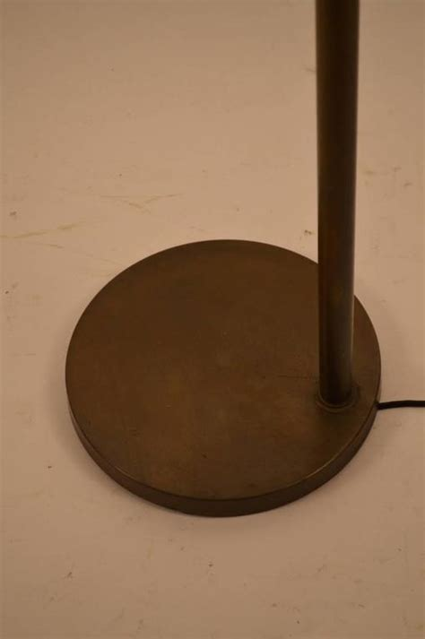 brass swing arm floor l brass swing arm floor l for sale at 1stdibs
