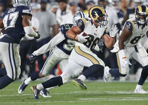 la rams players los angeles rams 53 roster cuts five key