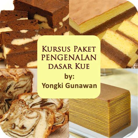 Paket Lapis Malang Marmer Cake yongki gunawan kursus memasak membuat kue january