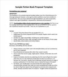 Fiction Book Template by 18 Templates Free Sle Exle Format