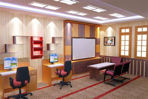 layout kantor pelayanan desain interior kantor interior desain solo