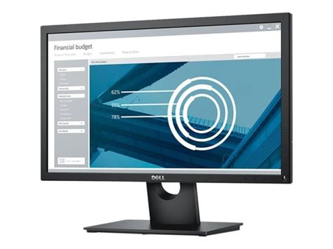 Dell Monitor Led 21 5 dell e2216h 21 5 quot hd led monitor at ebuyer