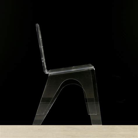 sedie plexiglass sedie in plexiglass anni 80 sedie modernariato