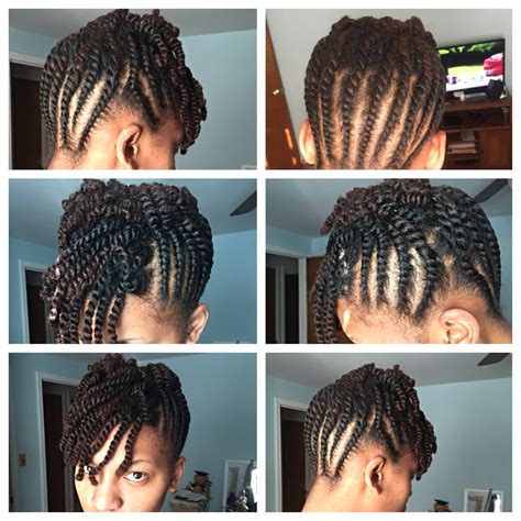twist hair styles to cover bangs flat twist updo with a two strand twist bang twist