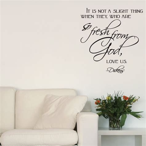 wall quote stickers uk fresh from god wall sticker quote wall chimp uk
