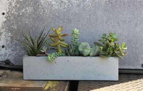 Windowsill Planters concrete windowsill planter 12
