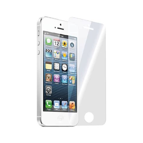 Arashi Tempered Glass Iphone 55s for iphone 5 5c 5s tempered glass bulk clear wirefree mobile inc