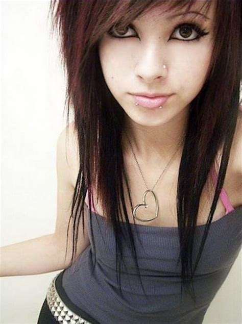 emo hairstyles to do at home 15 collection of long hairstyles emo