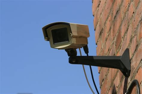 Backyard Surveillance by Dummy Surveillance Cameras Smartstun