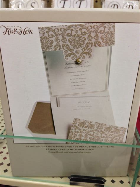 hobby lobby wedding templates hobby lobby wedding invitation my wedding