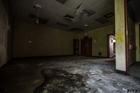 Asylum Room by Proj3ctm4yh3m Exploration Urbex Severalls Lunatic
