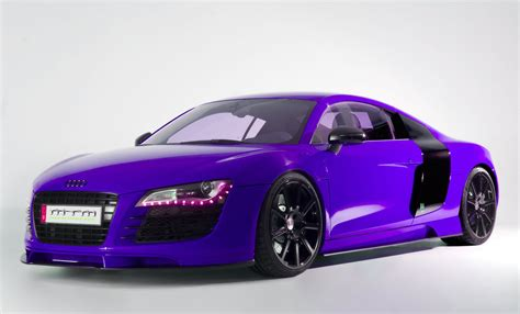 Purple Audi Car Pictures Images 226 Super Cool Purple Audi