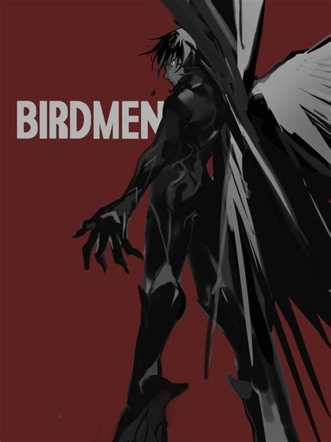 Birdmen Vol 08 Tanabe Yellow birdmen by kohiu on deviantart