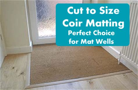 Coir Doormat Cut To Size by How To Choose The Right Doormat Make An Entrance Door
