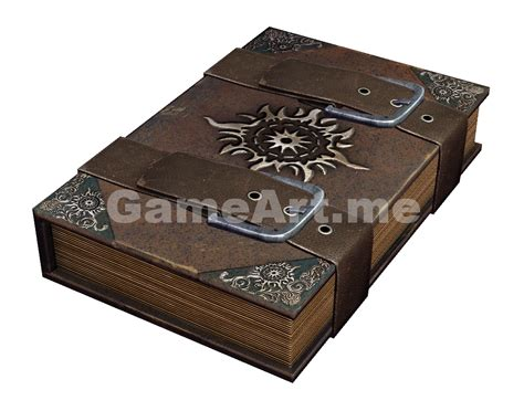 wizard s spell book gameart me