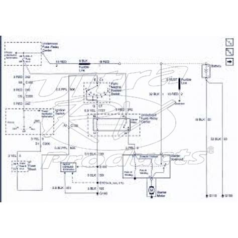 2005 workhorse p32 8 1l wiring schematic