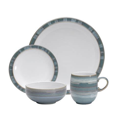 Azura Set 4 denby pottery azure coast 4 set ebay