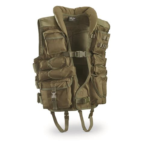 Stylish Vests by Mil Tec Style Tactical Vest 700358 Vests At