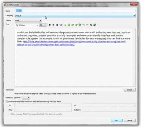 email templates in outlook email templates for outlook messages