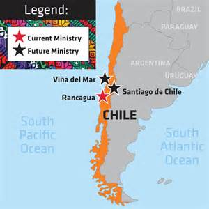 map of chile south america chile