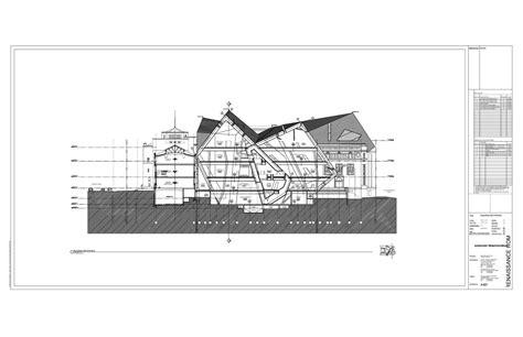 royal ontario museum floor plan royal ontario museum architizer