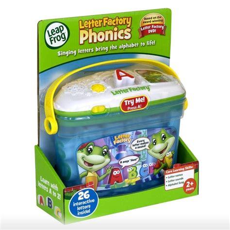 Leapfrog Letter Factory Phonics Toys R Us