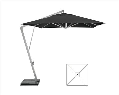 Hanging Patio Umbrella Offset Garden Umbrella Hanging Umbrella Square Garden Umbrella By Manutti