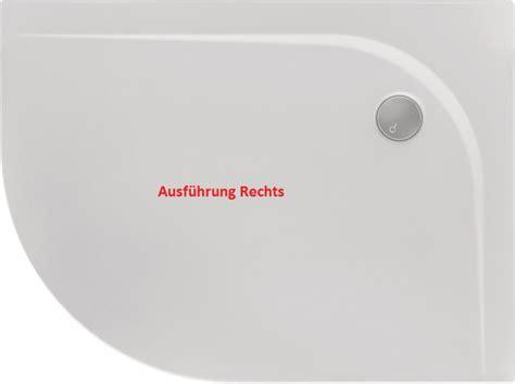 Bodengleiche Duschtasse 157 by Duschtasse Rund Superflach 120 X 90 X 2 Cm R55 Duschwanne