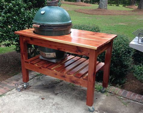 large green egg table best 25 big green egg table ideas on green