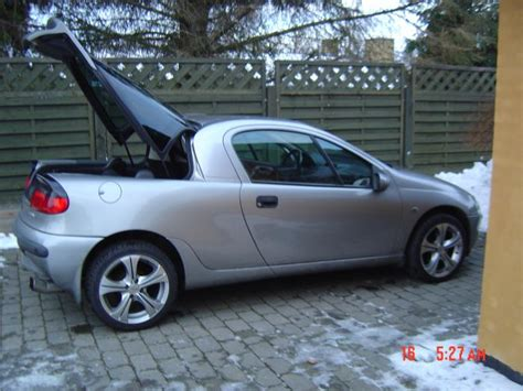 opel tigra 1997 1997 opel tigra photos informations articles