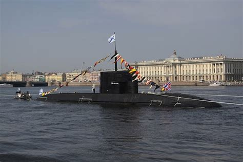 Lada Class Submarine China Purchases Fighter Jets Subs From Russia