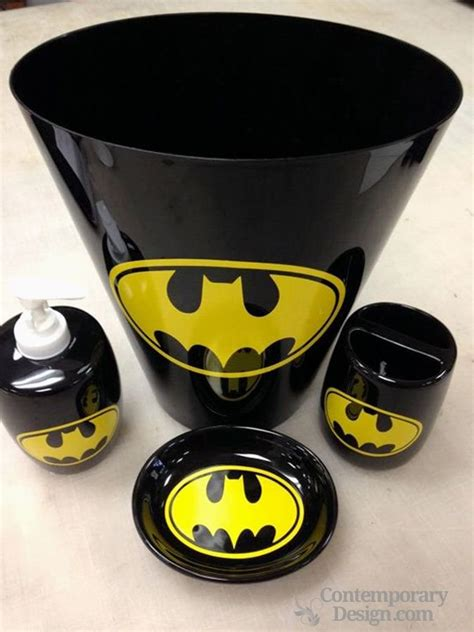 Batman Bathroom Accessories Batman Bathroom Decor 20 Batman Bathroom Accessories