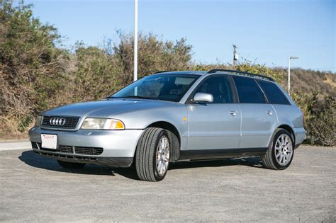 audi a4 wagon for sale 1999 audi a4 1 8t station wagon in so california