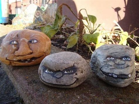 Painted Garden Rocks 14 Diy Ideas For Your Garden Decoration 11 Gardens Awesome And Ferns