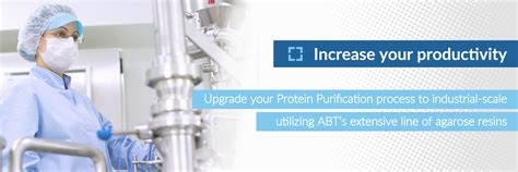 agarose for separation and purification abtbeads