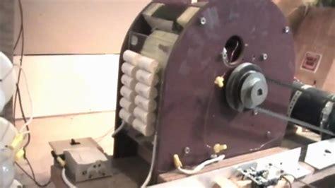 running  watt fuelless generator    youtube