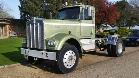 w model kenworth trucks for sale east bound and down 1981 kenworth w 900a