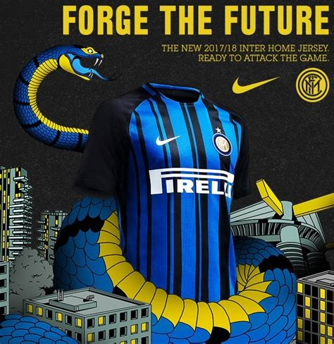 Intermilan Away 2017 inter milan 2017 18 nike home kit football fashion org