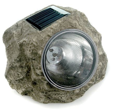 Rock Solar Lights Other Garden Decor Garden Rock Solar Lightgarden Rock