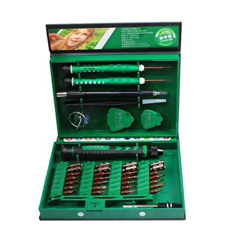 38 In 1 Laptop Mobile Phone Repair Tools Kit Precise Screwdriver Set H laoa 38 in 1 laptop mobile phone repair tools kit precise