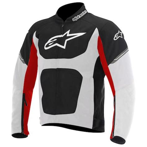 motorcycle gear jacket alpinestars viper air textile jacket revzilla