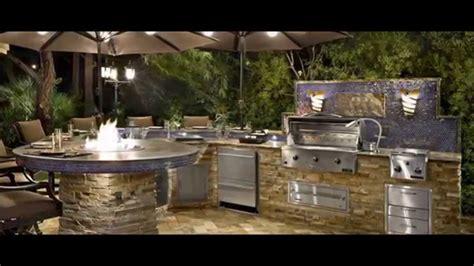 Kitchen With Grill Grill Outdoor Kitchen Kitchen Decor Design Ideas