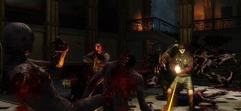 killing floor 2 gets a full release this november