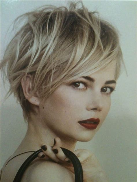 pinterest very short hair short blonde hair love it perhaps the best pic of her