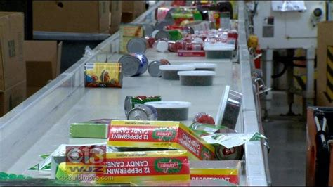 md food bank in need of volunteers after donation