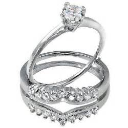 cheap sterling silver wedding ring sets solitaire silver wedding rings los angeles the